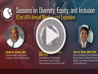 Now Available: Special session on race and science from the ASH annual meeting